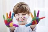 cuidado de niños y personas adultas - foto