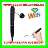 i5o  Boligrafo Oculta HD Mini Camara Wif - foto