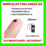 BMm  Pinganillo Transmisor Bluetooth - foto