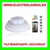 86i  Detector de Humo Mini Camara Oculta - foto