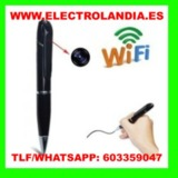 oMSr  Boligrafo Espia HD Camara Wifi - foto