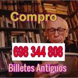 Buscamos Billetes de las antiguos peseta - foto
