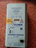 transformador de placas solares, - foto