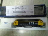 Locomotora renfe 252 esc h0 a estrenar - foto