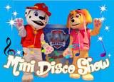 animacion mini disco para fiestas - foto