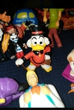 juguete de pvc goma o plastico coleccion - foto
