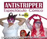 Antiestripper, espectáculo de humor - foto