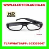 Ed9  Gafas de Vista Camara Espia HD - foto