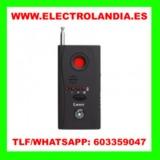 slnT  Detector de Dispositivos Espia por - foto