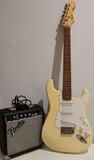 Guitarra eléctrica fender - foto
