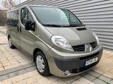 Renault Trafic 2+1 2001-2014 Eco Cuero Y Alicante Fundas hecha a medida
