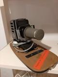Proyector de diapositivas manual - foto