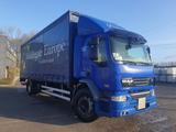 DAF 18 TN. TAULINER+PLATAFORMA - DAF 55-300-EURO 5 AD-BLUE - foto