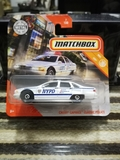 Matchbox Chevy Caprice Classic Police - foto