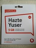 Vodafone anónimas - foto