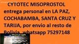 C.y.t.o.t.e.c La Paz 75297148 - foto