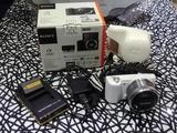 Sony a5100 blanca con accesorios - foto