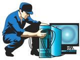 Reparacion de ordenadores a domicilio - foto