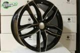 VWU RS6C BLACK WHEELS - foto