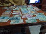 billetes - foto