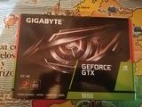 Gigabyte GeForce GTX 1650 OC 4GB DDR5 - foto