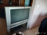 TV 32    100hrz Pantalla plana. Sanyo - foto