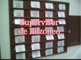 SUPERVISOR DE BUZONEO - foto