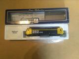 locomotora renfe 252 escala h0 nueva - foto