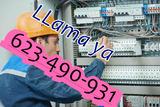 Lampista- Electricista económico Serie - foto