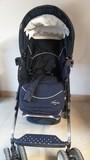 coche y silla de bebe - foto