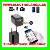 KWn5  Cargador USB Camara Espia HD Wifi - foto