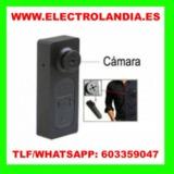 xSU  Boton Mini Camara Oculta HD - foto