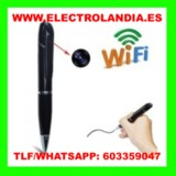 eK1G  Boligrafo Espia HD Camara Wifi - foto