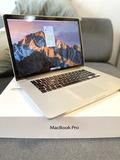 Apple MacBook Pro i7 512GB 8GB Retina 15 - foto