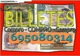 Adquirimos Billetes de las antiguos pese - foto