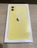 Iphone 11 128 gb yellow precintado - foto