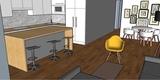 Diseño 3D de Interiorismo para reformas - foto