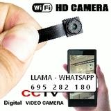 Abqr boton espia wifi hd real - foto