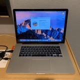 "Macbook Pro 15"" i7 2,3GHz 8RAM Quad-Core - foto"