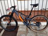 bicicleta doble - foto