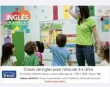 CLASES INGLÉS NIÑOS 3/4 AÑOS - foto
