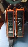 Sony Icb 300w Walkie Talkie,vintage., - foto