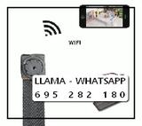 Afcb boton espia wifi hd real - foto