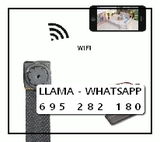 Aeuc boton espia wifi hd real - foto