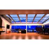 techo movil de cristal - foto