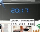 Despertador camara online espia ahrt - foto