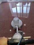 pulidor y cristalizado de suelos económi - foto