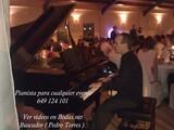 Pianista para eventos cenas de empresas - foto