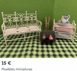 Juguetes miniaturas - foto
