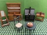 Miniaturas de casa de muñecas - foto
